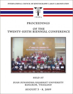 Proceedings_2009_Cover